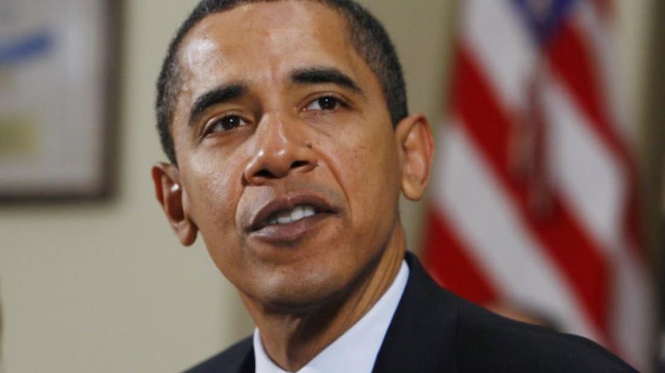 Epochale Schritte schon in den ersten 100 Stunden seiner Amtszeit: Barack Obama