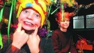 Jedem Narren seine Kapp': Phantasiehüte der Mainzer Maskenbildnerschule