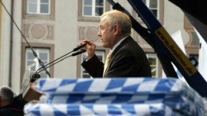 Spannung in Aschaffenburg