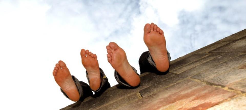 hot sale online da4b1 601a8 Ungewöhnliche Maße: Für jeden Fuß findet sich ein Schuh ...