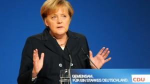 """Merkel: """"Schwarz-Gelb alternativlos"""""""