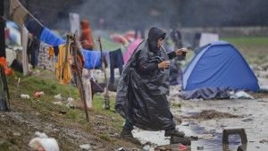 UNHCR zeigt sich entsetzt über Lage für Flüchtlinge in Idomeni