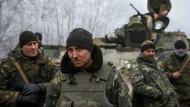 Ruhe und Hoffnung in Donezk