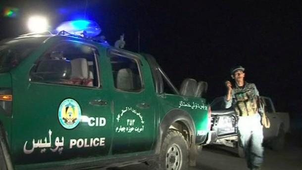 Selbstmordanschlag auf Hotel in Kabul