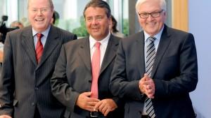 Die Scheinriesen der SPD