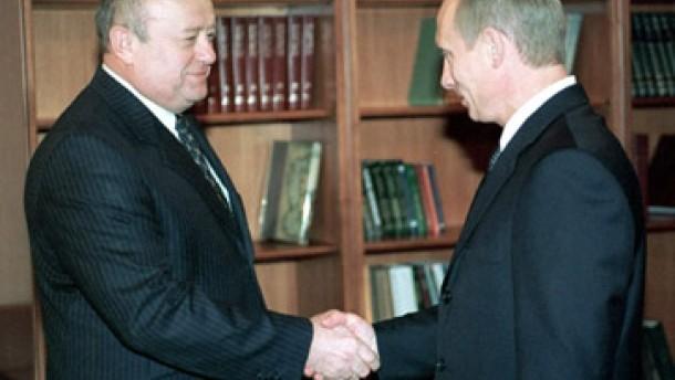 Putins weicher Saubermann
