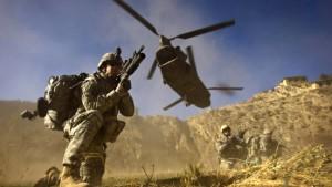 Amerika schickt weitere 17.000 Soldaten