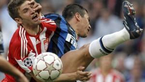Bayern gegen Inter, Schalke trifft auf Valencia