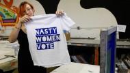 Amerikas Nasty Women schlagen zurück