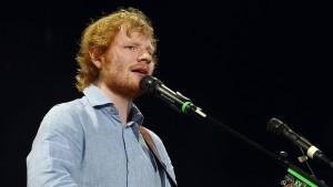Sänger Ed Sheeran angeklagt