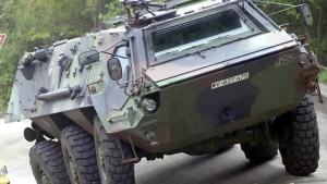 Rheinmetall und MAN schmieden Rüstungsfirma