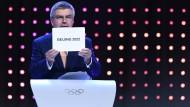 Peking macht das Rennen um Olympia