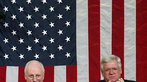 Bush schiebt Schuld auf CIA