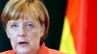 Merkel kritisiert Abschottung von EU-Staaten