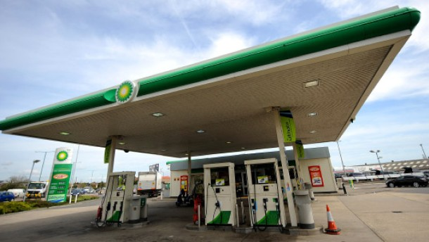 BP macht wieder Gewinn