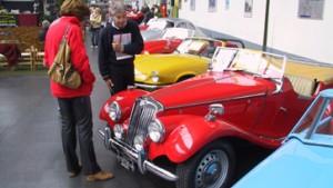 Wenig Interesse an Ferrari und Jaguar