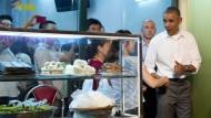 Auf eine Nudelsuppe mit Obama