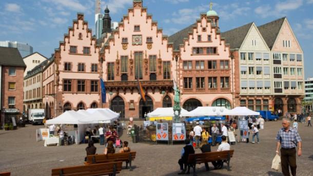 Frankfurt bereitet Altstadt-Ausschreibung vor