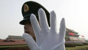 """Keine Spur vom """"harmonischen China"""""""