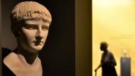 Große Ausstellung über römischen Kaiser Nero
