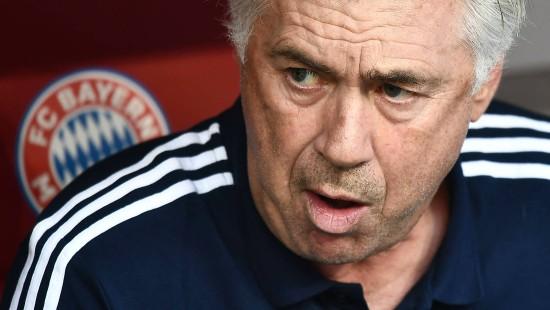 Ancelotti lobt seine Spieler trotz weiterer Niederlage