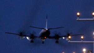 Verzicht auf Nachtflüge festschreiben