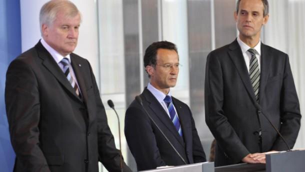 Bayern rettet Landesbank vor dem Kollaps