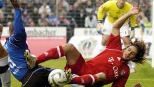 Bayern danken Pizarro