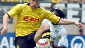 Dortmunder Blamage: Europapokal verpaßt