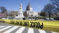 Mann erschießt sich vor Kapitol in Washington