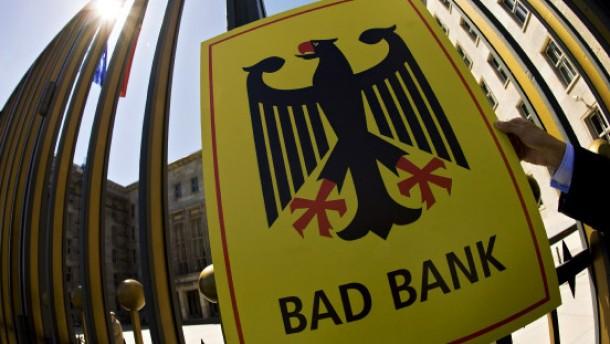 Bad Banks sind beschlossene Sache