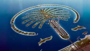 Dubais künstliche Palmeninseln locken Käufer