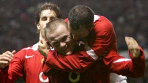 Real rettet sich noch - Rooney-Gala beim Comeback