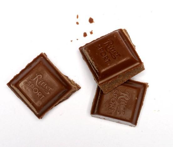 Bilderstrecke Zu Schokolade Ritter Malt Den Teufel An Die Wand