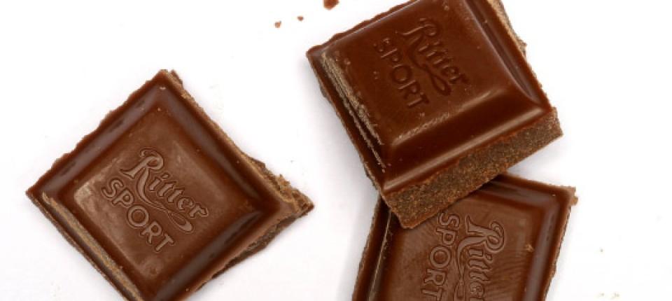 Schokolade Ritter Malt Den Teufel An Die Wand Unternehmen Faz
