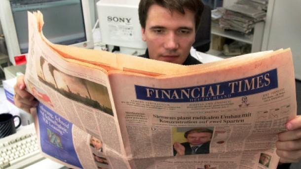 Spiegel will Financial Times Deutschland kaufen