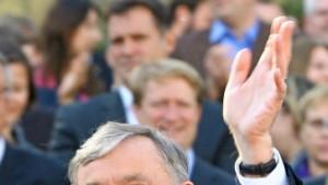 Köhler befeuert die Steuerdebatte