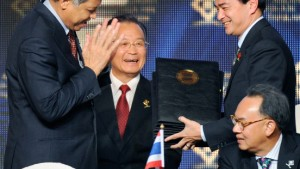 Asien plant eine Freihandelszone