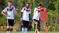 Training der DFB-Elf mit Boateng