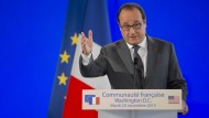 Hollande hält an Klimagipfel in Paris fest