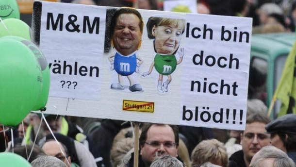 Die Baden-Württemberg-Partei fürchtet um die Macht