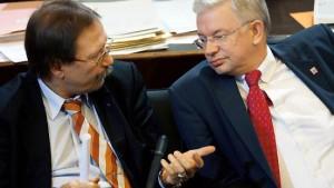 Finanzminister Weimar erlässt Haushaltssperre