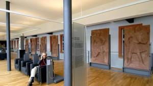 Eine Reithalle soll zur Kunsthalle werden