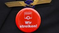 Lufthansa-Piloten lassen nicht locker