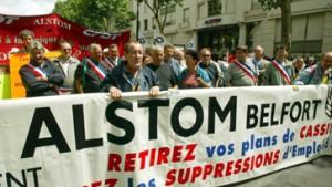 Französische Regierung bewahrt Alstom vor Pleite