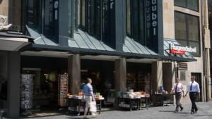 Buchhandel unter Druck
