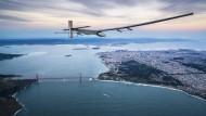 Solar Impulse 2 setzt Weltreise fort