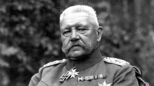 Hindenburg wird Streichkandidat