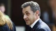 Sarkozy wegen Bestechungsversuch in Polizeigewahrsam