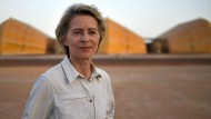 Von der Leyen besucht Soldaten in Mali